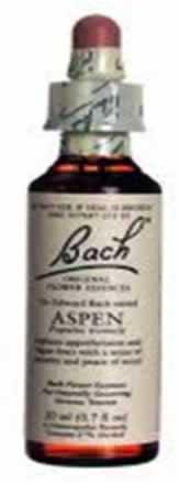 Flor de Bach Aspen Sumersalud 1