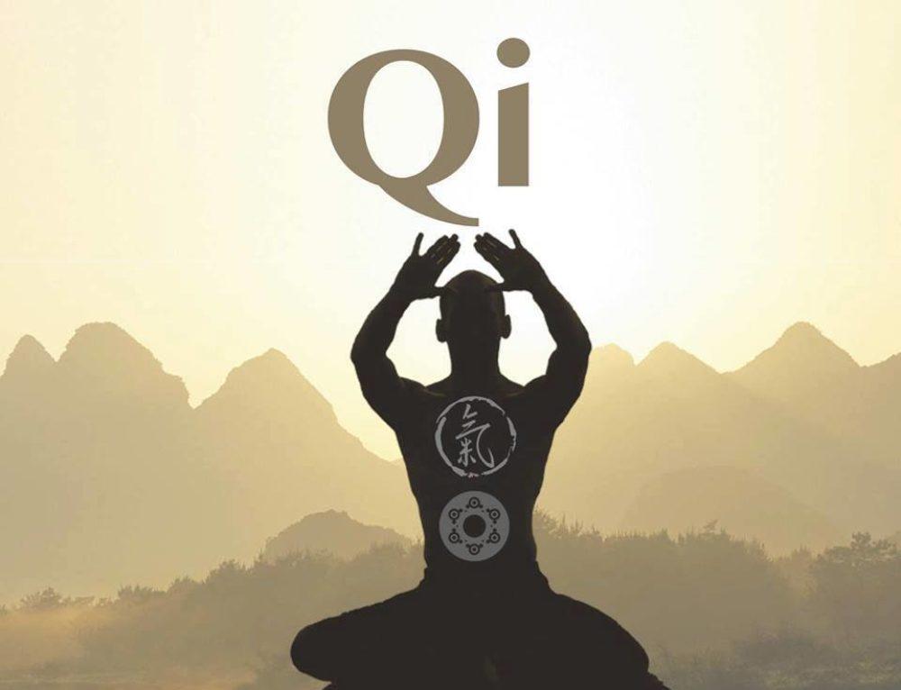 La clave para la salud es el movimiento del Qi (energía)
