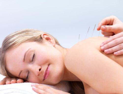 Incidencia de la acupuntura sobre el QI nutritivo