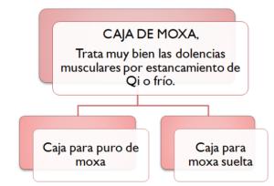 Técnica de moxa o moxibustión