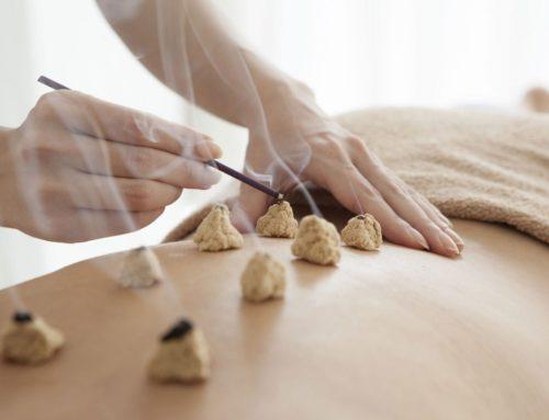 Técnicas de moxa o moxibustión (parte 1)
