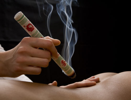 Moxa o Moxibustión dentro de la medicina tradicional china
